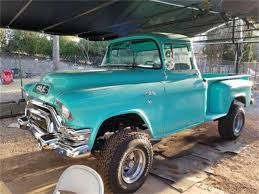 100 1956 Gmc Truck For Sale GMC 100 For ClassicCarscom CC1132637