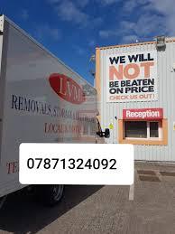100 Storage Unit Houses LVM House Removals Preston