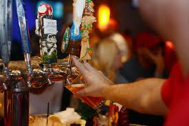 Charlotte Halloween Bar Crawl Epicenter by Bar Taps Mid Pour Web Jpg