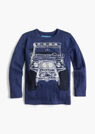 100 Monster Truck T Shirts SALE JCrew Boys Longsleeve Monster Truck Shirt