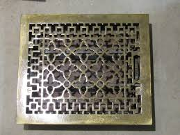 Floor Heater Grate Cover by Nor U0027east Architectural Salvage Of South Hampton Nh Antique