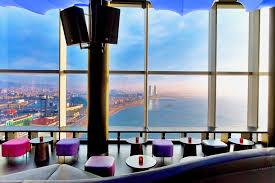 100 W Hotel Barcelona Dining