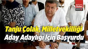 100 Tanju Olak Milletvekillii Aday Adayl In Bavurdu