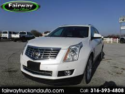 100 2014 Cadillac Truck Used SRX For Sale In Augusta KS 67010 Fairway Auto Sales