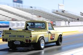 """Roadkill """"MazdaRatti"""" Runs 12.04 At HOT ROD Drag Weekend West 2016 ... 1977 Mazda Rotary Engine Pickup Repu Truck Trend History For 8500 Pick Up A Reputable Thats Right Rotary With Wankel Truck Hood Exit Flames Big Turbo Bridge Port Youtube Mhcc Road Trip Part 1 Thunderhill Or Bust Morries Heritage Car Gallery Museum Frey Autoweek Uk Pr On Twitter Not Just Cars So Many Rare Vehicles Parkway Wikipedia Mitruckin At Sema Speedhunters Club Mazdarotaryclub Rx8 Chevy S10 Truckeh Shitty_car_mods"""