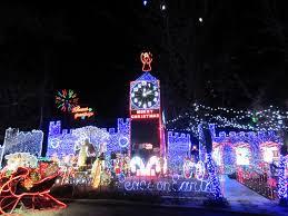 Christmas Tree Lane Fresno Ca History by Jana U0027s Place Our Walk Along Christmas Tree Lane