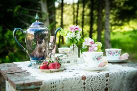 Like Gramma's House -: An Afternoon Tea Party - Shall We? Celebrating Spring With Bigelow Teahorsing Around In La Backyard Tea Party Tea Bridal Shower Ideas Pinterest Bernideens Time Cottage And Garden Tea In The Garden Backyard Fairy 105 Creativeplayhouse Girl 5m Creations Blog Not My Own The Rainbow Party A Fresh Floral Shower Ultimate Bresmaid Tbt Graduation I Believe In Pink Jb Gallery Wilderness Styled Wedding Shoot Enchanted Ideas Popsugar Moms Vintage Rose Olive