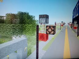 Minecraft Redstone Glowstone Lamp by Automatic Street Light Redstone Mcps3 Show Your Creation