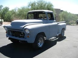 100 1957 Truck Chevy Short Bed Stepside Pickup