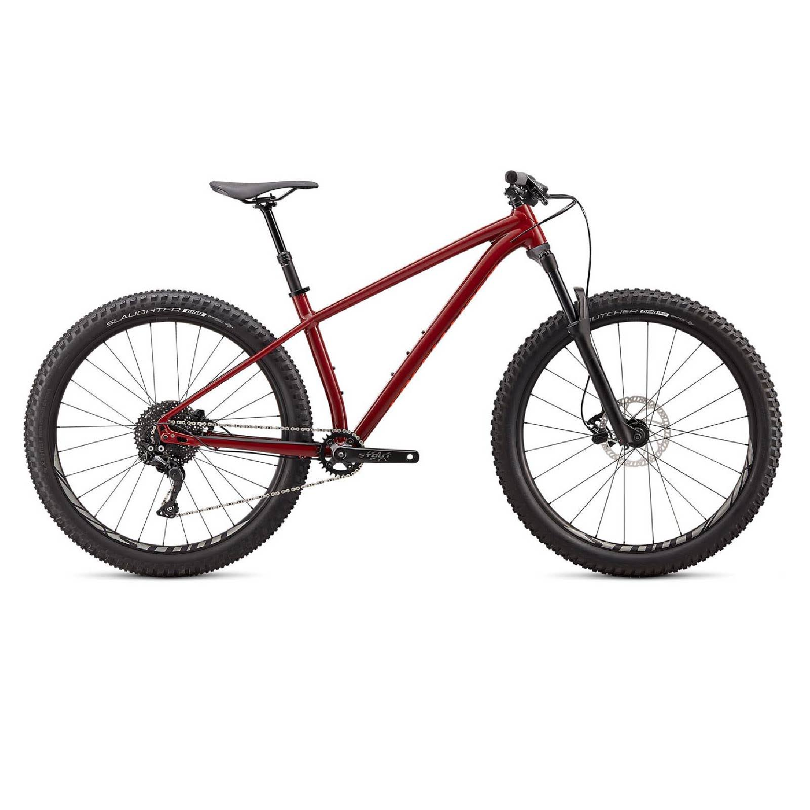 Specialized Fuse 27.5 2020 Hardtail Mountain Bike Red