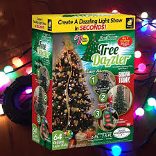 Led Christmas Tree Lights Easy To Install And With Controller