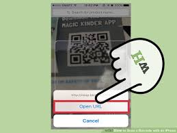 How to Scan a Barcode with an iPhone 5 Steps with
