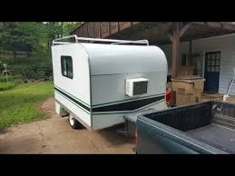 BRAND NEW Never Used 2015 Custom Made Compact Camper Travel Trailer For Sale