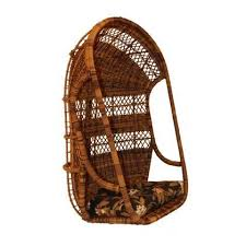 Knotted Melati Hanging Chair Natural Motif by Hanging Wicker Chair On The Hunt