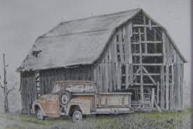 Barn Pencil Drawing -Gone But Not Forgotten - Rustic Rural Landscape ... Vector Drawings Of Old Trucks Shopatcloth Old School Truck By Djaxl On Deviantart Ford Truck Drawing At Getdrawingscom Free For Personal Use Drawn Chevy Pencil And In Color Lowrider How To Draw A Car Chevrolet Impala Pictures Clip Art Drawing Art Gallery Speed Drawing Of A Sketch Stock Vector Illustration Classic 11605 Dump Loaded With Sand Coloring Page Kids
