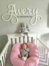 Wall Hanging Wall Decor Wooden Letters for Nursery Wall Letters Wooden Signs Name Signs Nursery Name Letters Avery Aubrey Alphabeticals