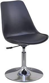 vidaxl 4x küchenstuhl drehbar höhenverstellbar esszimmerstuhl kunstlederstuhl