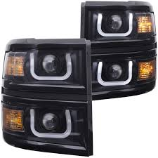 Amazon.com: AnzoUSA 111302 Headlight Assembly: Automotive 881998 Chevy Truck 8piece Black Halo Headlights Set Wxenon Bulbs Billet Front End Dress Up Kit With 7 Single Round 1973 Lumen Ck Pickup 1964 Projector Led Dna Motoring For 0306 Silveradoavalanche 4pc Headlight 5 Inch 1958 Wiring Diagrams Schematics 03 04 05 06 Silverado 1500 Tail Lights Parking Light 9499 Suburban Blazer Headlamps Light Blue Trucks Elegant Chevrolet Colorado Crew Cab Photo 9902 1 Piece Grille Cversion Dash In 2017 Are Awesome The Drive 072014 Tahoe Avalanche Tron Style Neon Tube
