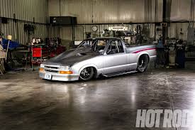 Video: Quickest Street-Legal Car In World Is A Chevy S-10 Blown 1st Gen S10 Square Dimes Pinterest Truck Chevy S10 Shawn Days Superclean And Quick Lsswapped Hot Rod Network Diesel Power This Amazing Is The Ultimate Rollin Coal Black Youtube Wtf Truck Midengine Twin Turbo Speed Society 1988 Chevrolet Pickup 14 Mile Trap Speeds 060 Dragtimescom Pick Up Drag Racing At Lebanon Valley Trucks Sport Awesome 1985 1 4 Mile Small Block Plus Shot Tires Equals Big Fun Top 10 Affordable Muscle Cars For College Students 017reds10dragtruck New Toy Strip 327 V8 Garage Amino