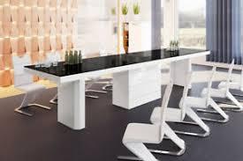 details zu designertisch esstisch modern lugo140 mega esszimmertisch holz edel tisch luxus