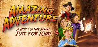 Gods Great Missionaries Amazing Adventure