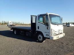 100 20 Ft Truck 14 ISUZU NRR FT FLATBED TRUCK FOR SALE 608623