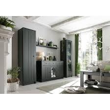 landhaus anrichte sideboard athen 61 in englisch grün inkl beleuchtung b h t 130 86 43 cm