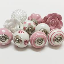 Pink Rose Dresser Knobs by India Ceramic Cabinet Knobs India Ceramic Cabinet Knobs Suppliers