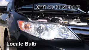 headlight change 2012 2014 toyota camry 2013 toyota camry hybrid