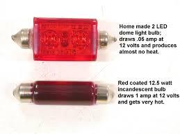 astromart articles led dome light bulb conversion