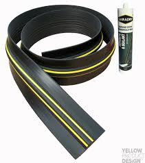 Garage Door Bottom Seal For Uneven Floor by Garage Door Floor Seal Kit 20mm High Weather Stop