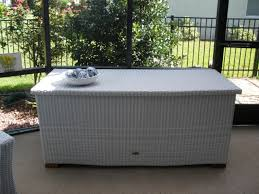Suncast Patio Storage And Prep by Outdoor Cushion Storage In Handy Design Remodeling U0026 Decorating
