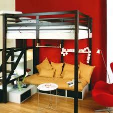 mezzanine canapé lit mezzanine 2 places avec canape photos plus de 15