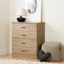 South Shore Step One Dresser Grey Oak by South Shore Smart Basics 4 Drawer Chest Multiple Finishes
