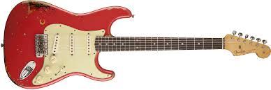 Michael Landau Signature 1963 Relic StratocasterR