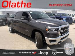 New 2019 RAM All-New 1500 Big Horn/Lone Star Crew Cab In Olathe ...