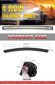 Cheap 4 Row Jeep Truck 4x4 Accessories 888w Led Offroad Light Bar ... 75 36w Led Light Bar For Cars Truck Lights Marine High Quality 4 Led Car Emergency Beacon Hazard 50inch Straight Led Light Bar Mounting Brackets Question Jeep Cherokee Forum Inchs 18w Cree Light Bar Work Spot Lamp Offroad Boat Ute Car Double Side 108w Beacon Warning Strobe 6 Smd Work Reversing Red 15 11 Stop Turn Tail 3rd Brake Cheap Rooftop Better Than Stock Lights Toyota Fj 18 108w Cree 3w36 8600lm Off Road Atv