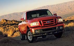 Ford Ranger Small Truck, Compact Trucks | Trucks Accessories And ...