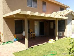 Patio Covers Las Vegas by Alumawood Solid Patio Cover Installer Mesa