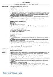 Insurance Manager Resume Samples Velvet Jobs International Trade Specialist Example Templates Settlement