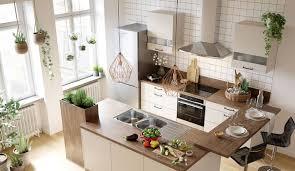 cuisine agencement agencement cuisine plan cuisine gratuit pour s inspirer côté maison