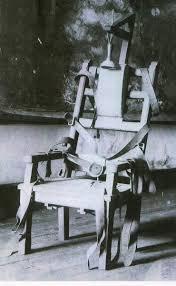 la chaise electrique 1890 kemmler le pionnier de la chaise electrique la plume et