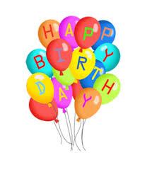 Happy Birth day Balloon png Birthday Cake For Girls cartoon cake · Red birthday cake