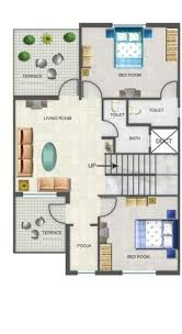 Small Duplex Floor Plans by Readymade Floor Plans Readymade House Design Readymade House