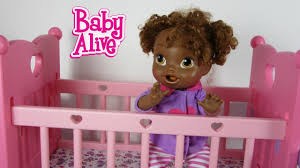 Baby Alive Crib All In e Nursery by You & Me Feeding and