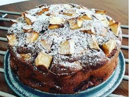 rezept für apfel schoko kuchen russischen apfelkuchen