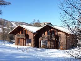 chalet 6 chambres la foret blanche véritable chalet chalet en bois avec grande