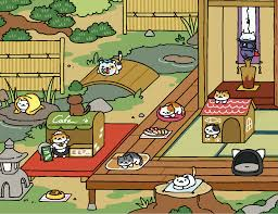 Shinobu San In Zen Style Garden The Rustic