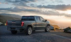 100 Gmc Trucks The 2019 GMC Sierra Raises The Bar For Premium Pickup The Drive