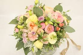 Basically Its A Bundle Of Flowers Gathered And Hand Tied With Ribbon Or Burlap The Stems Are Left Exposed Leaving Bouquet Less Formal